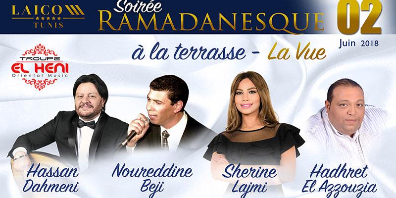 La méga soirée du Ramadan à ne pas rater au Laico Tunis