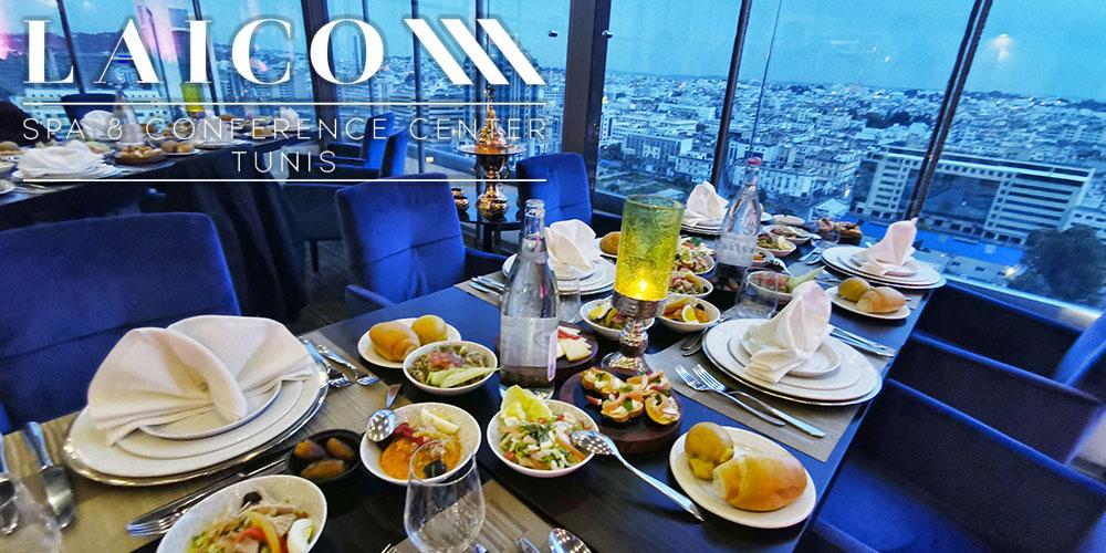 Vivez une Ambiance Ramadanesque sans pareil au Laico Tunis Hôtel