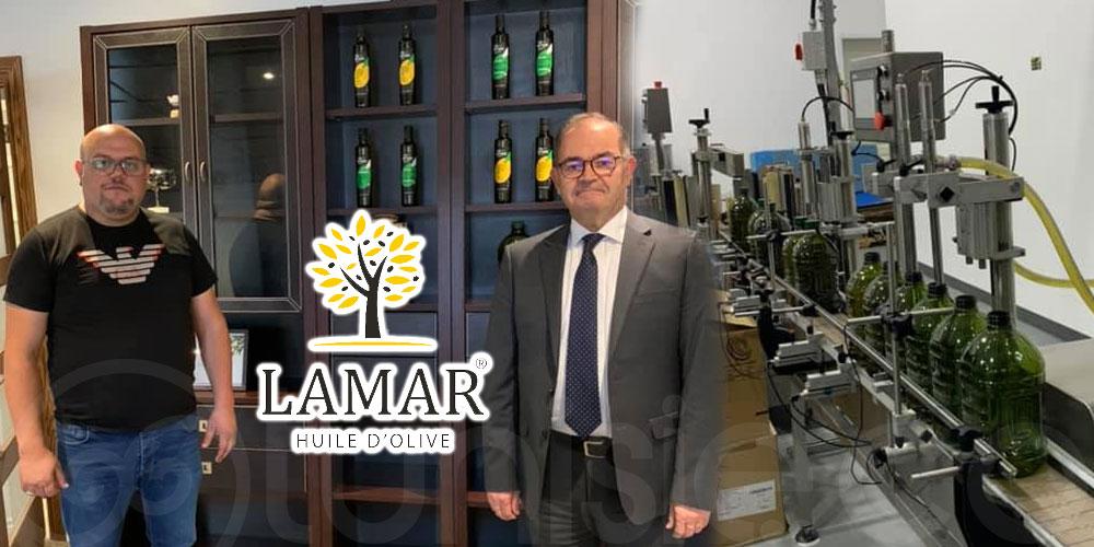 Une nouvelle unité d'embouteillage d'huile d'olive tunisienne, LAMAR, voit le jour au Québec