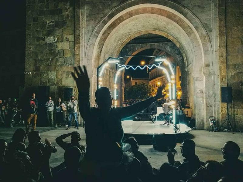 En photos : Découvrez 'Lamboubet', un Spectacle de Rochdi Belgasmi à Bab El Bhar