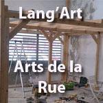 Ouverture prochaine de l'espace 'Lang'Art' pour la formation dans les arts de la rue : Appel aux dons