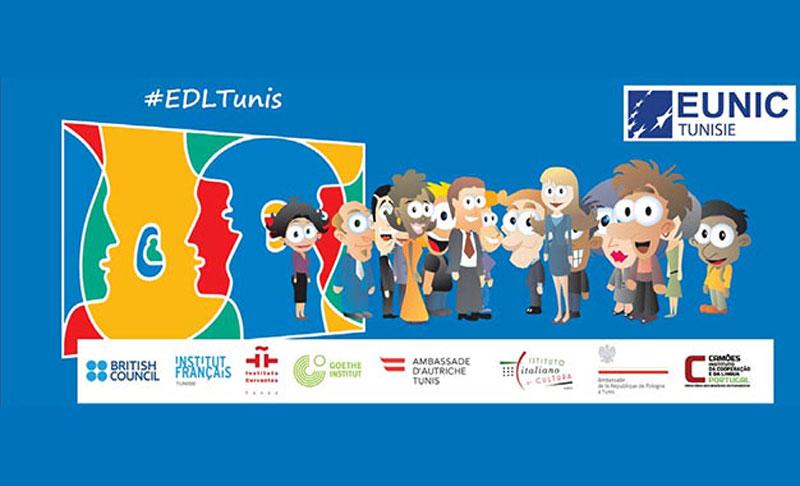 Journée Eurppéenne des Langues 2019 à Tunis