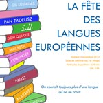 La Fête des Langues Européennes à la Foire internationale du livre de Tunis