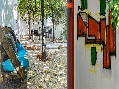 En photos : Le nouveau café culturel Laranja à Testour