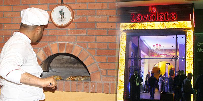 Le restaurant la Tavolata fait escale à la Marsa