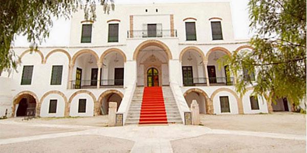 En photos : Kobbet Ennhas, l´un des plus beaux exemples de l´architecture palatiale tunisienne