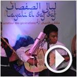 En vidéo-Layali El Saf Saf 2014 : Soirée Malouf avec la troupe de La Marsa