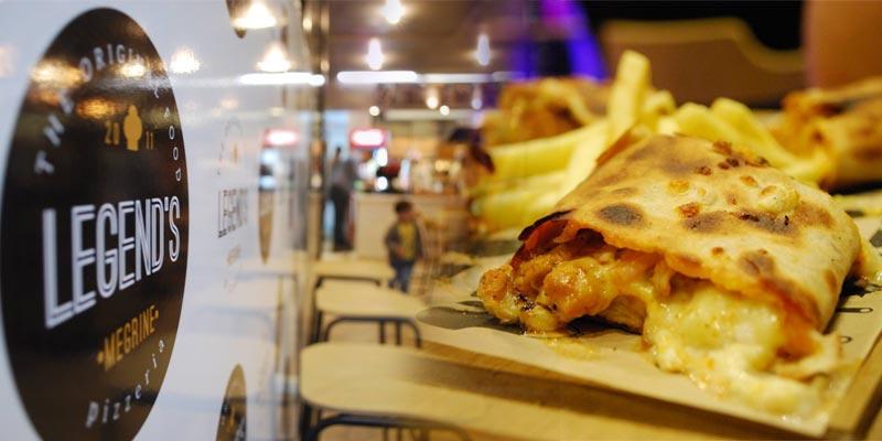 Découvrez Legend's, la nouvelle pizzeria à Mégrine