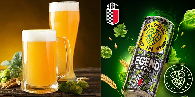 Naissance d'une Legend : La nouvelle bière by Celtia