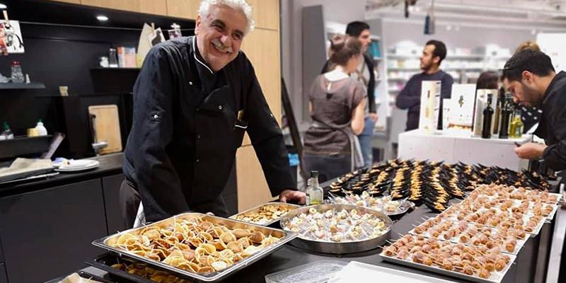 En photos: Jacob Lellouche honore la cuisine tunisienne en Allemagne !