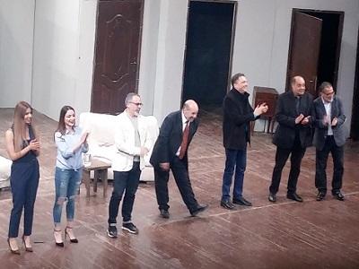 Démarrage en force du festival du rire avec la 100ème présentation d'El Mdak