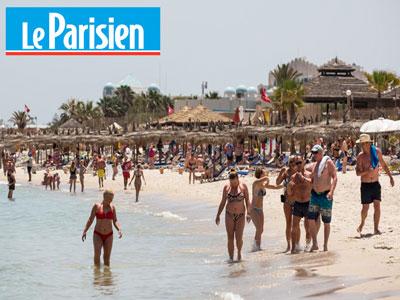 Selon LeParisien, le nombre de touristes français en Tunisie va atteindre les 650 000