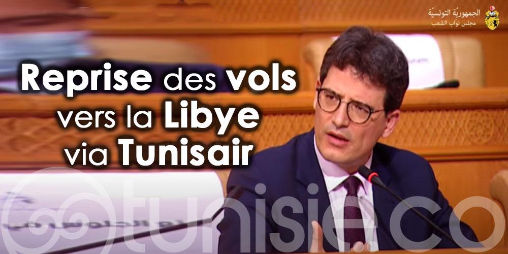 Chakchouk : La ligne aérienne Libye Sfax bientôt réactivée via Tunisair
