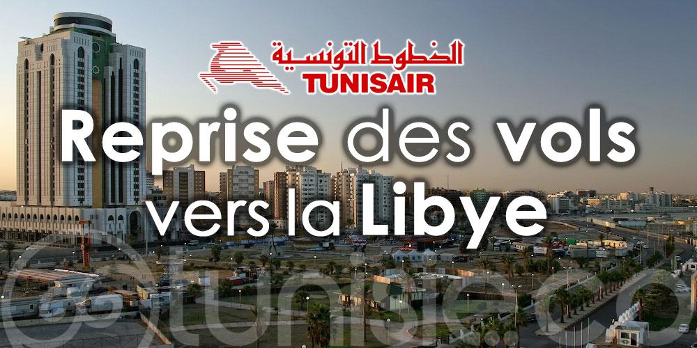 TUNISAIR décollera enfin vers La LIBYE