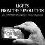 Lights from the Revolution: performance photographique avec votre participation le 8 juin
