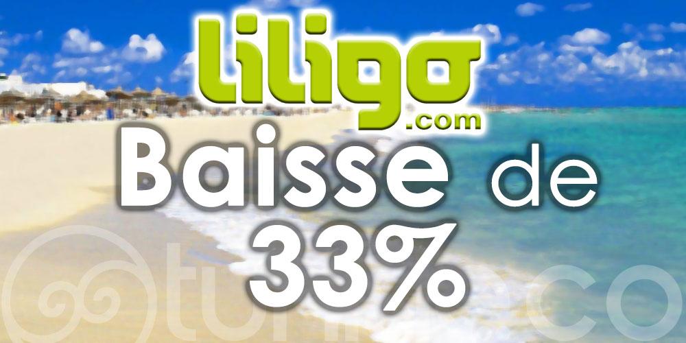 Liligo : Baisse de 33% des réservations de vols sur la Tunisie