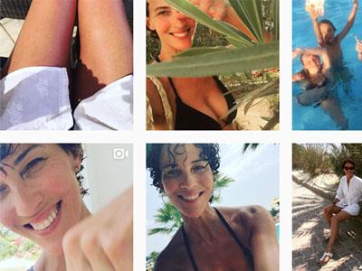 Depuis Djerba, l'Ex Miss France, Linda Hardy crée le buzz