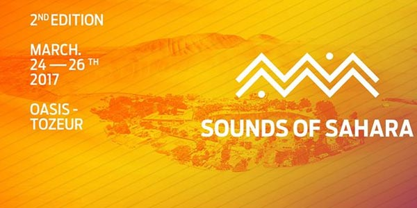 Sounds of Sahara 2017 : Découvrez le line-up complet du festival