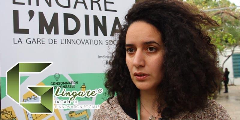 En vidéo :  Asma Mansour présente LINGARE L'MDINA célébrant l'innovation et l'entrepreneuriat social à Tunis
