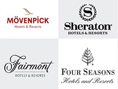 Le Top 20 des chaînes d'hôtels les plus présentes dans les pays Arabes