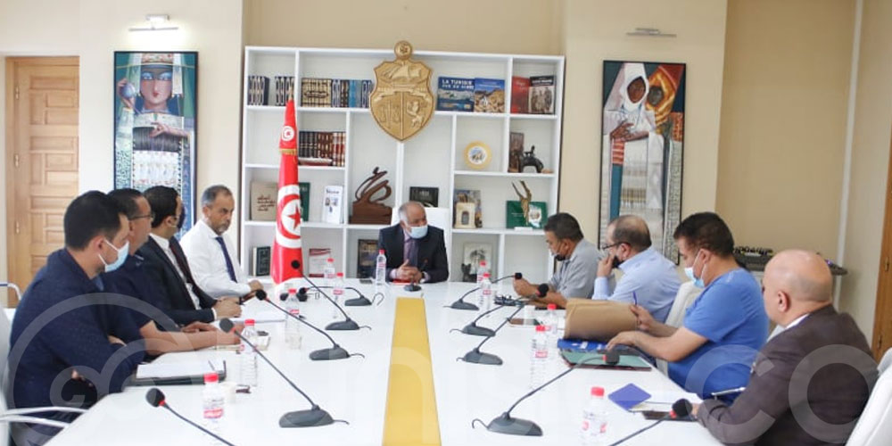 أبرز الاستعدادات لتنظيم الدّورة الثالثة للمعرض الوطني للكتاب التّونسي