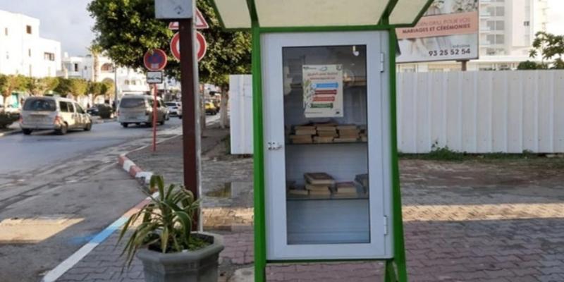 Hammam Sousse : des bibliothèques dans les stations de bus