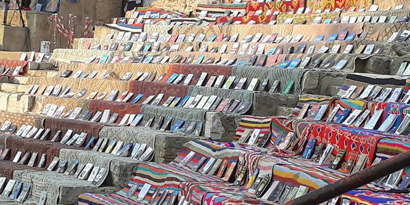 5 000 livres offerts au public du festival de Carthage