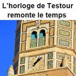 Parution du livre 'L'Horloge de Testour remonte le temps' de Abdel Halim Koundi