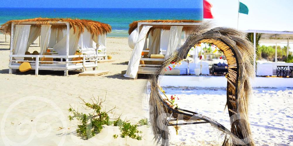 Situé à Djerba, le beach club Coco Loco s'est refait une beauté !