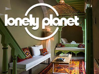 Les meilleures maisons d'hôtes et dar de Tunisie selon Lonely Planet