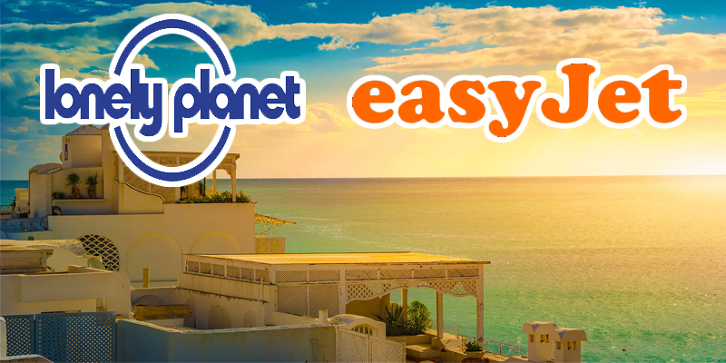 Lonely Planet salue le retour d'EasyJet en Tunisie