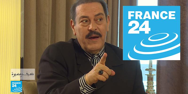 En vidéo: Lotfi Bouchnak invité de France 24, un moment de vérité