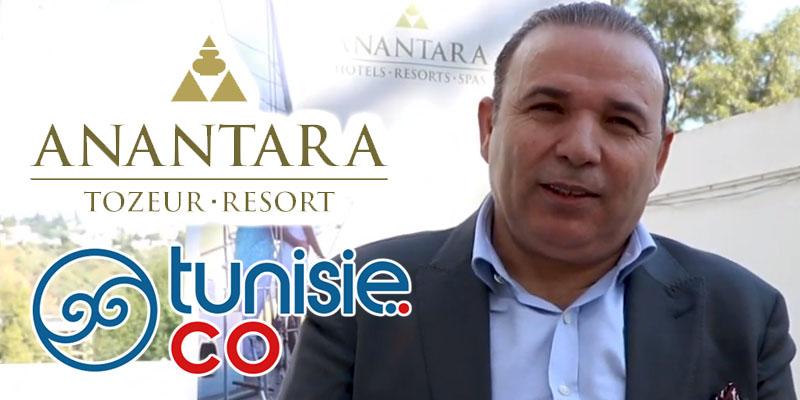 En vidéo : Lotfi Mosbahi annonce l'ouverture de Anantara Tozeur