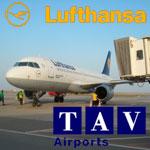 Exclusif : Premier atterrissage de la Luftahansa à l'aéroport Enfidha-Hammamet