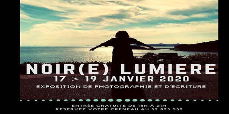 Noir(e) Lumière comment transformer un burn-out en une exposition  de photographie et d'écriture