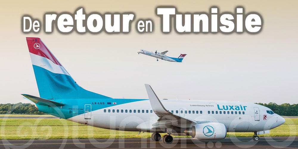 Luxair ralliera Tunis et Monastir à partir de février