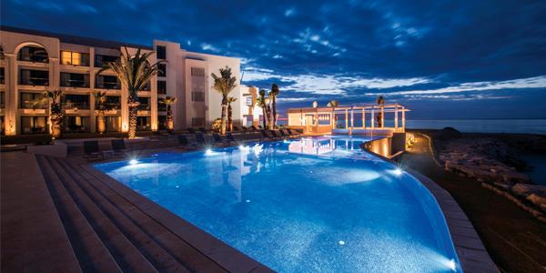 hôtel de luxe hammamet