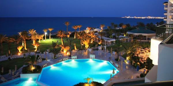 5 h tels de luxe petits prix pour les vacances by for Meuble 5 etoiles tunisie ezzahra