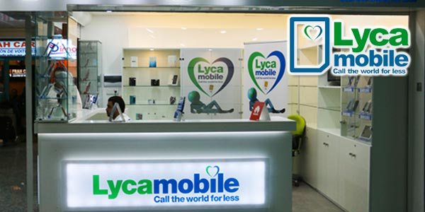 Lycamobile ouvre sa boutique à l´aéroport Tunis-Carthage