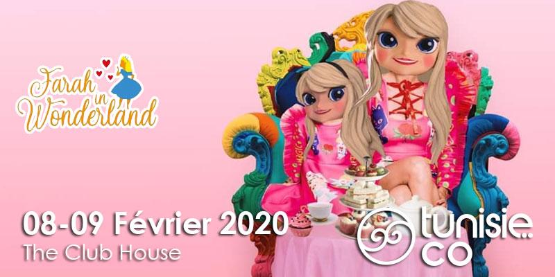 Fêtez L'Amour Avec Lilypop Et Farah In Wonderland le 8 et le 9 Février 2020