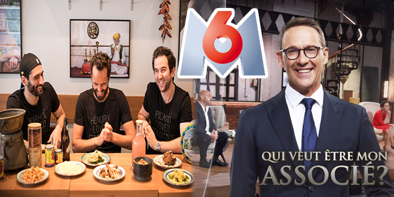 M6 : Deux Tunisiens à l'émission Qui veut être mon associé