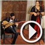 Extrait du spectacle de la chanson tamazight de Ahmadallah Rouicha