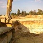Protestation contre la reprise des travaux sur le site classé de La Mâalga