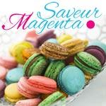 SAVEUR MAGENTA, l'adresse incontournable pour des macarons frais, légers et goûteux !