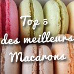 Classement des 5 meilleures pâtisseries offrant des macarons à Tunis by Tunisie.co