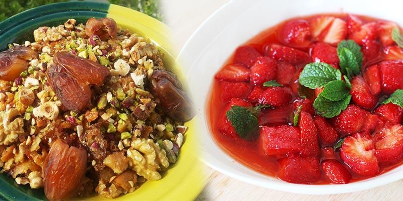 En photos : 10 délices tunisiens rehaussés par l'eau de fleur d'oranger