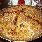 Recette de la Madmouja aux dattes et aux fruits secs