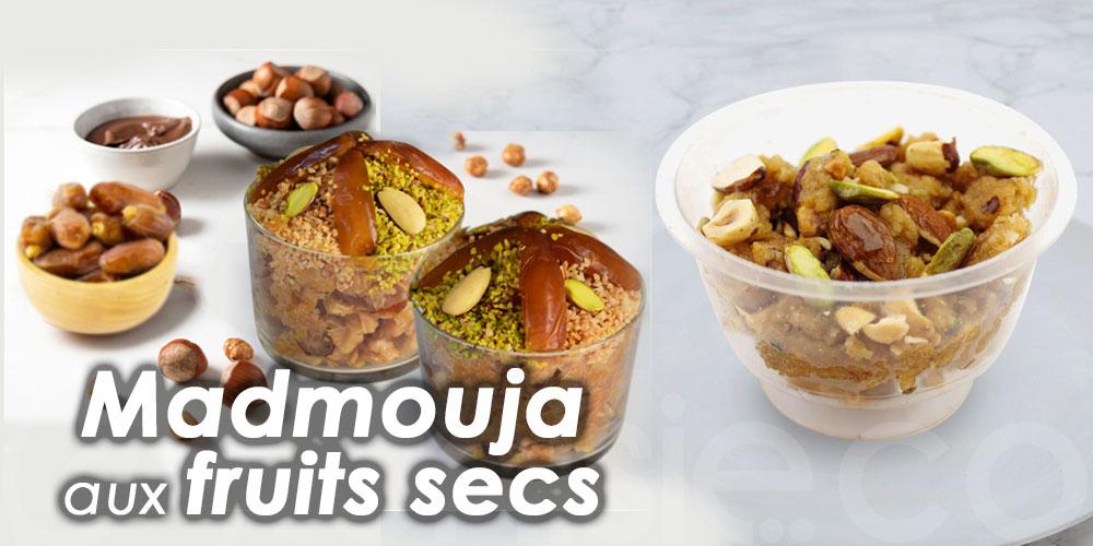 ''Madmouja aux fruits secs'' Voici des adresses !