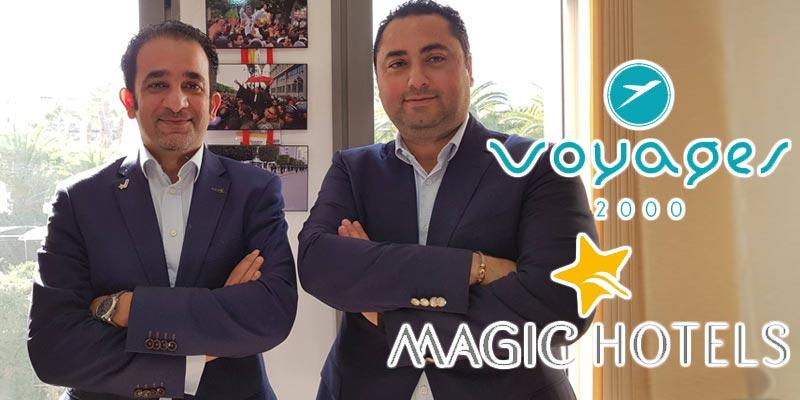 L'alliance Magic Hotels-Voyages 2000, un modèle économique à suivre