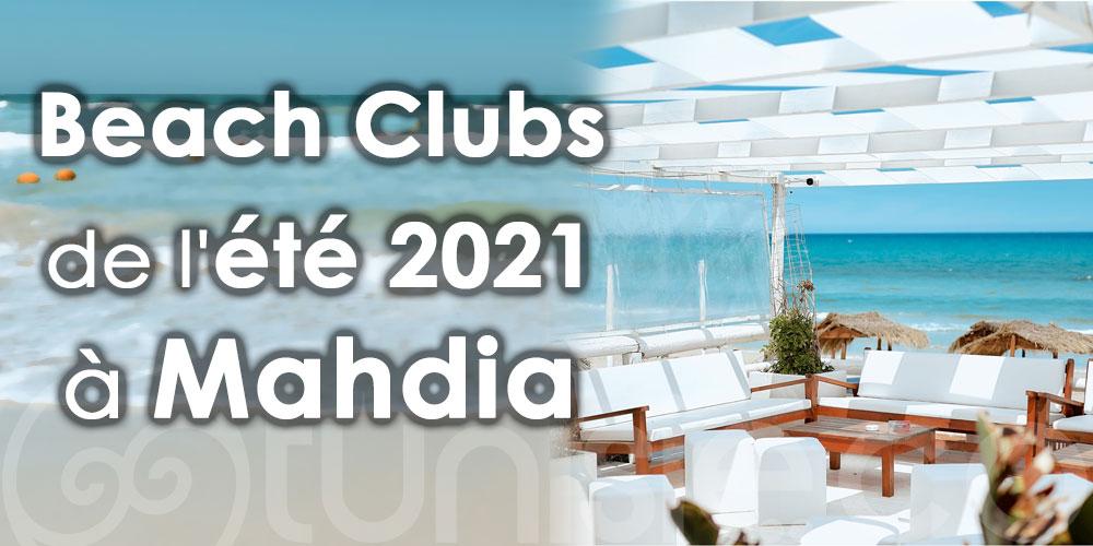 Les incontournables Beach Bars de l'été 2021 à Mahdia